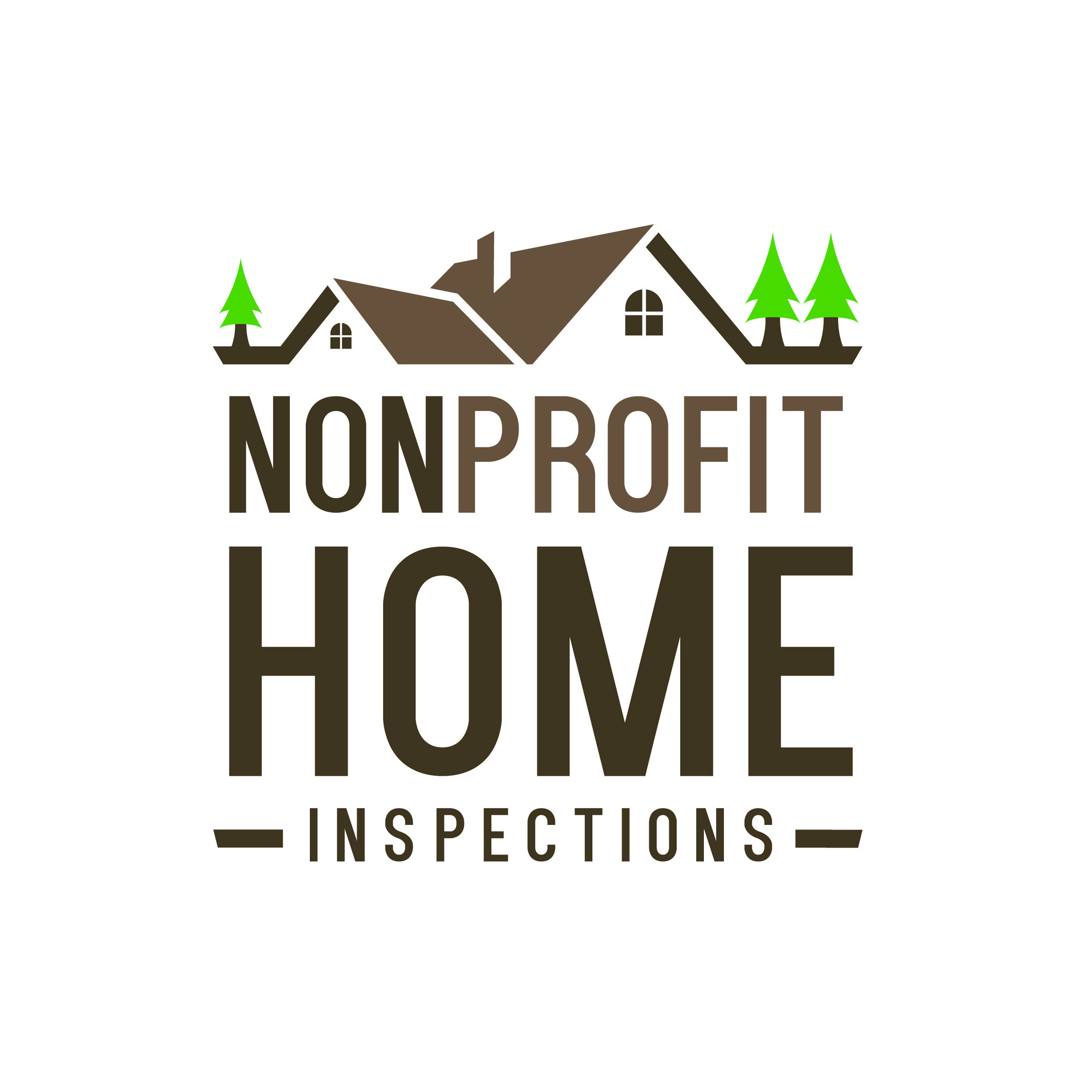 Nonprofit Home Inspections Logo